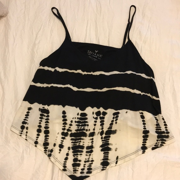 """American Eagle Outfitters Tops - """"Soft & sexy"""" tank from American Eagle!"""